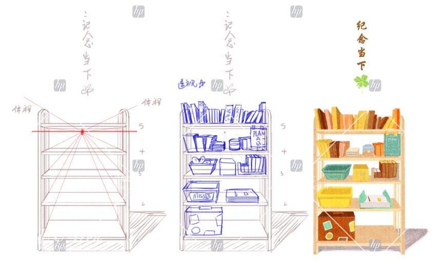 PS电脑手绘效果绘画教程logo设计