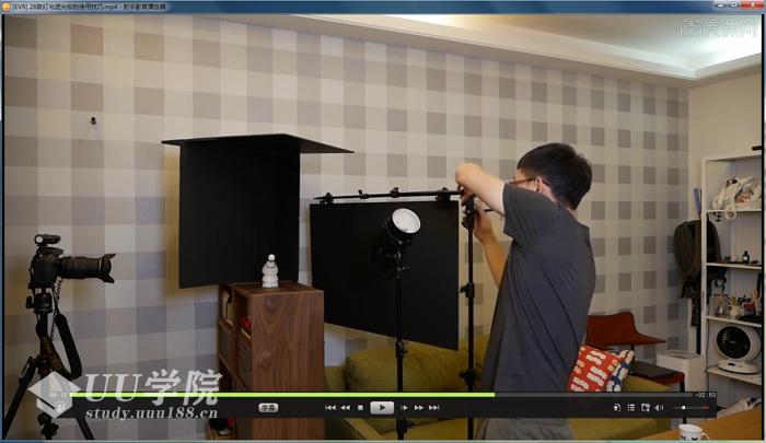 摄影拍摄打光技巧专题教程教学视频