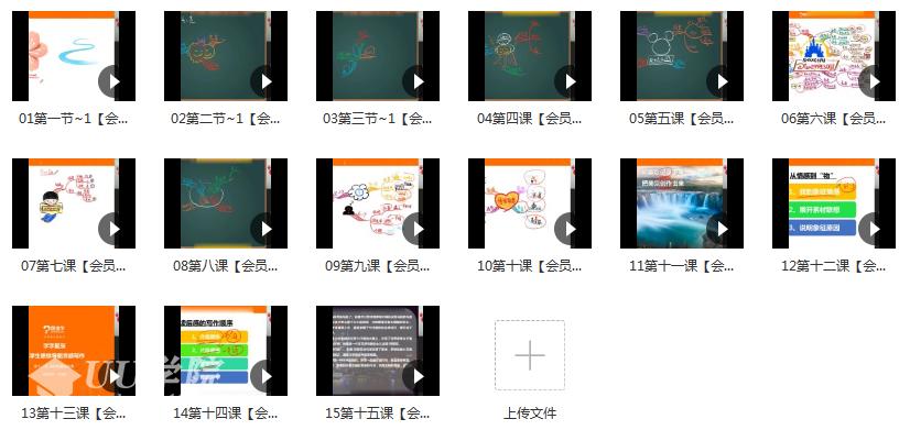 王明欢:小学思维导图作文课,思维导图灵感写作