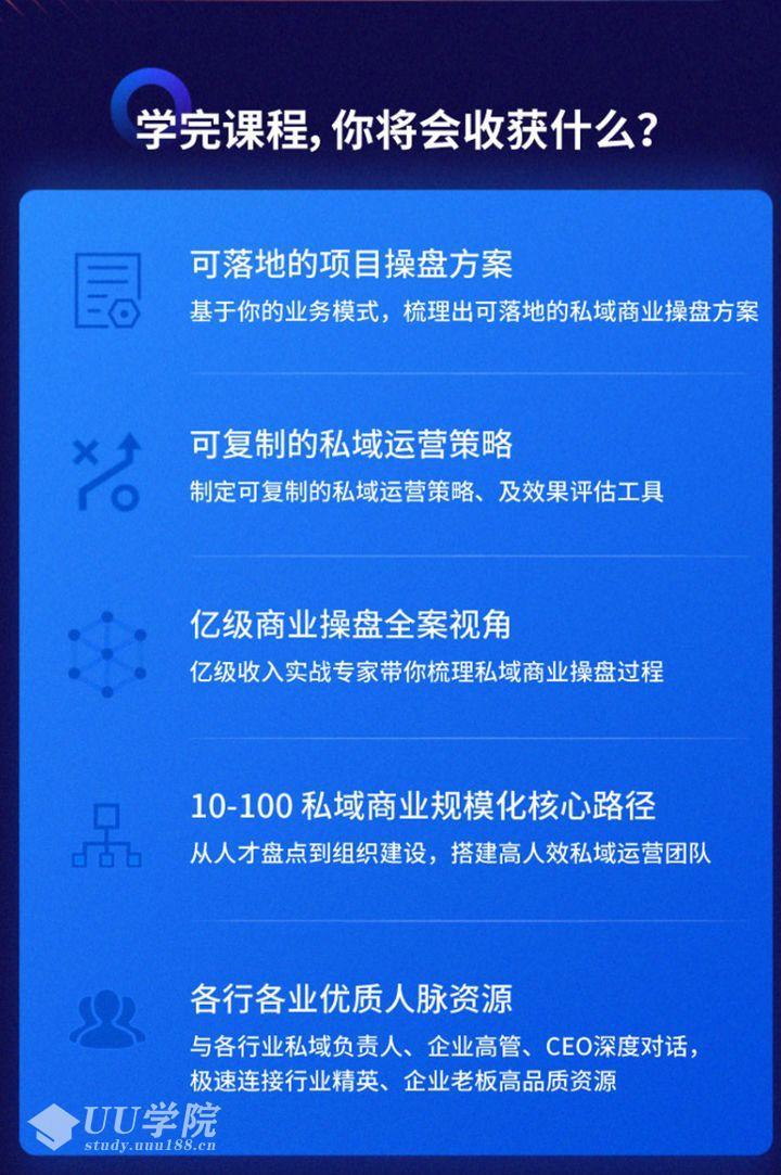 陈维贤私域商业操盘手培养计划第三期
