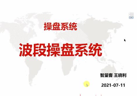 【股票】量学云讲堂 智量客王晓利第2期  30视频+3指标 2021年